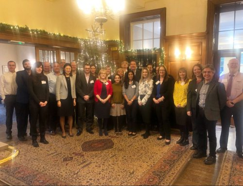 December saw a successful quarter three progress meeting with the Midlands-Wales Advanced Therapy Treatment Centre partners and Innovate UK.